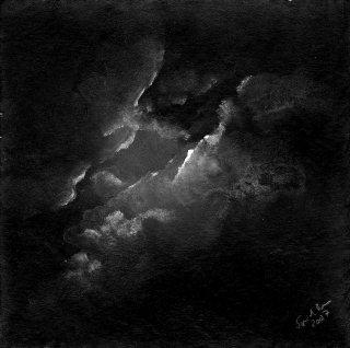 Mondlicht 1, Sigrid Braun-Umbach