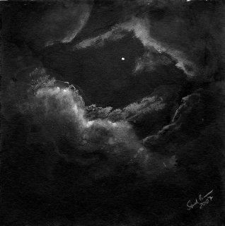 Mondlicht 3, Sigrid Braun-Umbach