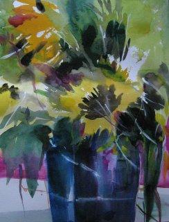 Sunflowers, Kerstin Sigwart