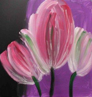 Tulpen 3, Kerstin Sigwart