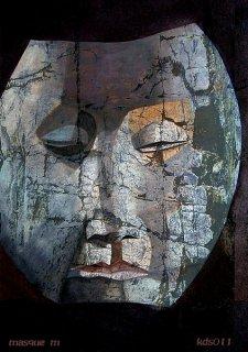 masque m, Karl Dieter Schaller