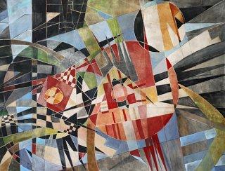 Nach der Kunstmesse, Birgit Schulze