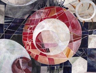 Galaktische Phantasien, Birgit Schulze