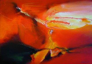 Sonnenuntergang, Willi Mayerhofer