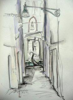 Venezia Gasse, Monika Riemenschneider
