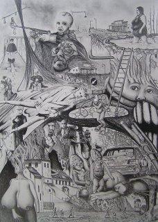 Vertreibung aus dem Paradies, Detlev Eilhardt