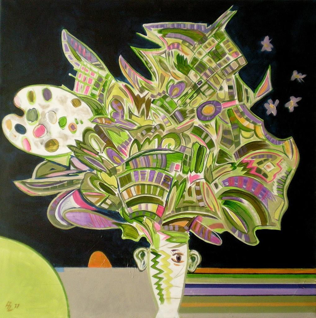 Mad bouquet, Helmut Zimmermann
